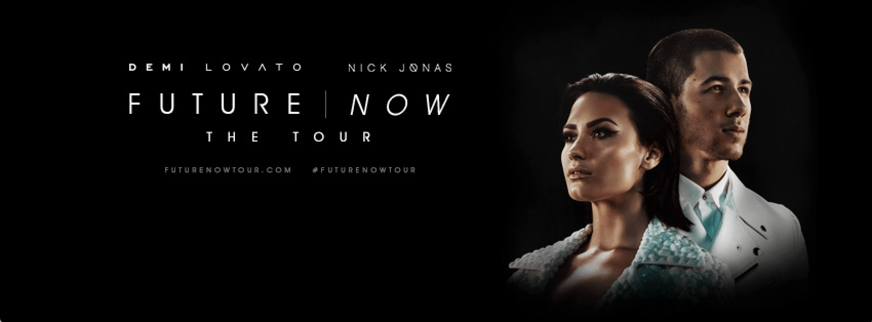 Demi lovato nick jonas future now the tour rogers arena demi lovato nick jonas m4hsunfo