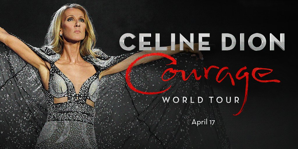 celine dion courage - photo #7